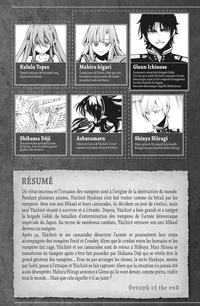 Page 4 Seraph of the end tome 20