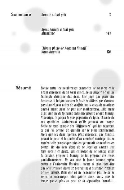 Page 3 Banale à tout prix tome 14