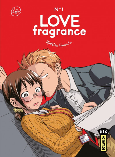 Couverture Love fragrance tome 1