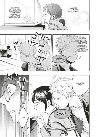 Page 8 Love fragrance tome 1