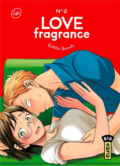 Couverture Love fragrance tome 2