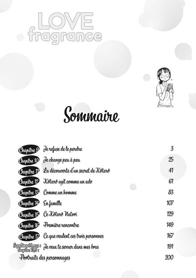 Page 3 Love fragrance tome 2