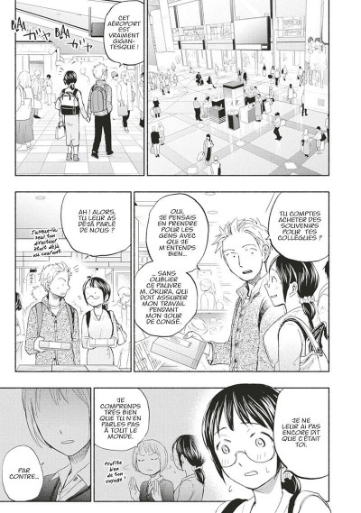 Page 6 Love fragrance tome 4