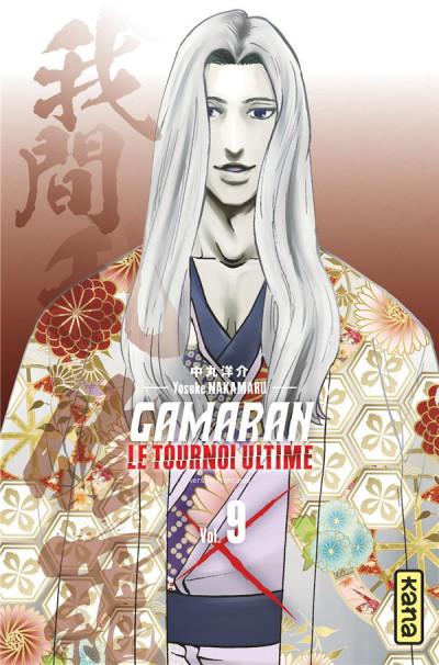 Couverture Gamaran - Le tournoi ultime tome 9