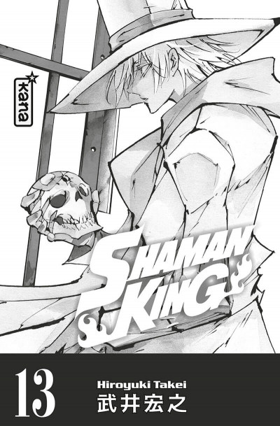 Page 4 Shaman king - star édition tome 7