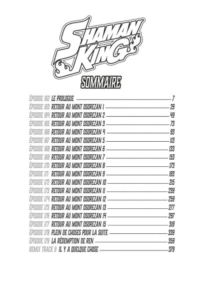 Page 5 Shaman king - star edition tome 10