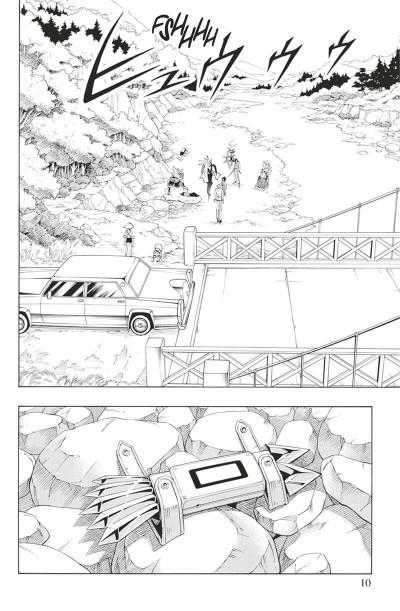 Page 9 Shaman king - star edition tome 10