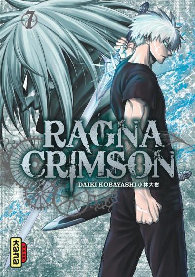 Couverture Ragna crimson tome 7