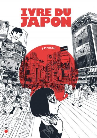 Couverture Ivre du Japon