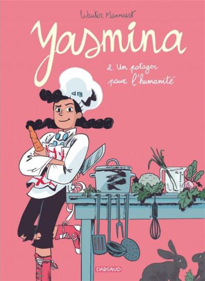 Couverture Yasmina tome 2