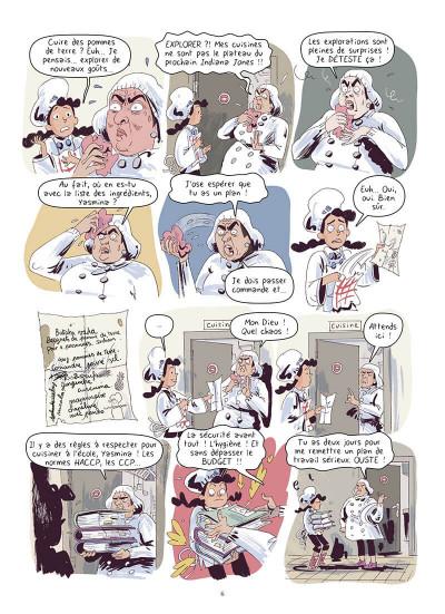 Page 7 Yasmina tome 2