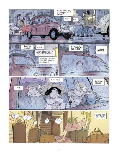 Page 4 Les beaux étés tome 6 + ex-libris offert