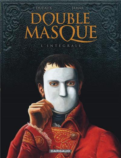 Couverture Double masque - intégrale