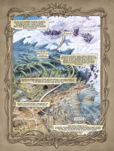 Page 4 Vesper tome 1 + ex-libris offert