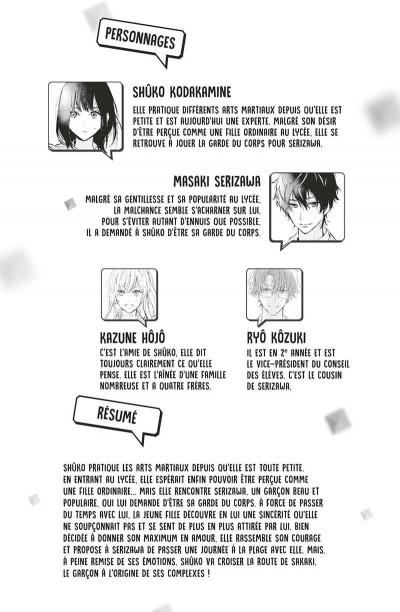Page 4 Héroïne malgré moi tome 3