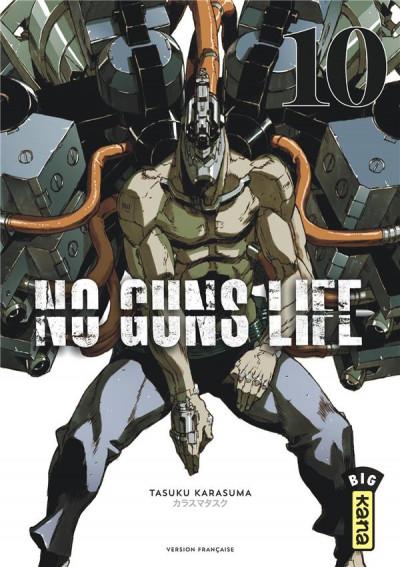 Couverture No guns life tome 10