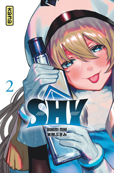 Couverture Shy tome 2