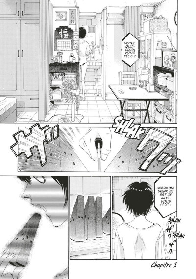 Page 6 Kowloon generic romance tome 1