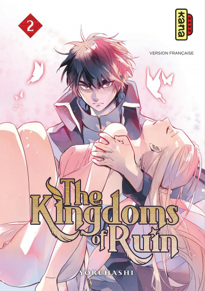 Couverture The kingdoms of ruin tome 2