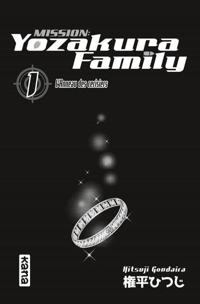 Page 2 Mission - Yozakura family tome 1