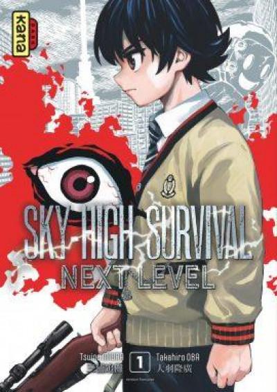 Couverture Sky-high survival next level tome 1