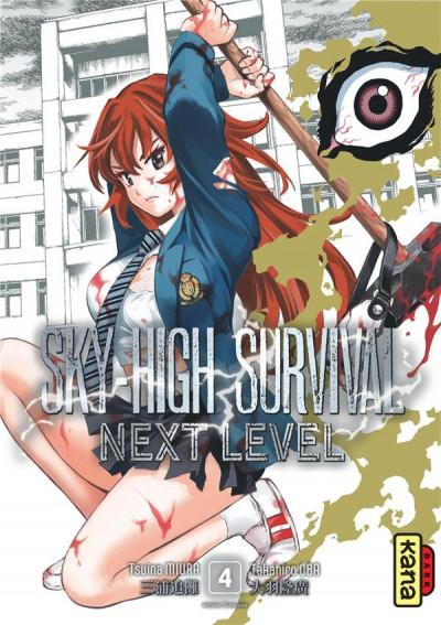 Couverture Sky-high survival - next level tome 4