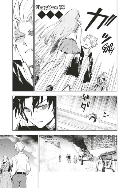 Page 4 Seraph of the end - Glenn Ichinose tome 8