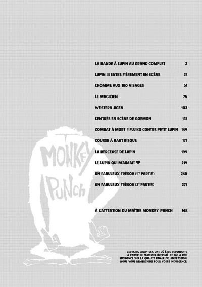 Page 3 Lupin III - Anthology