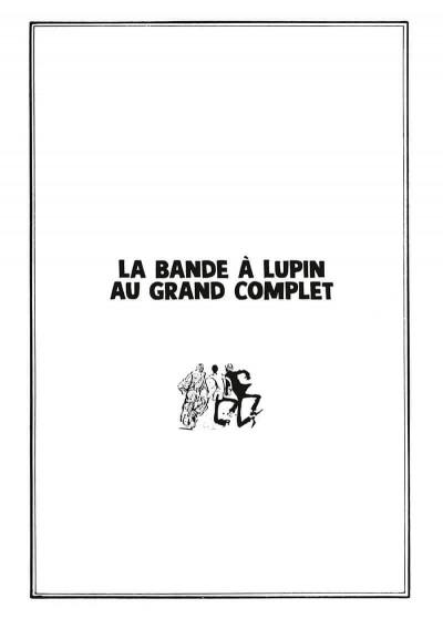 Page 4 Lupin III - Anthology