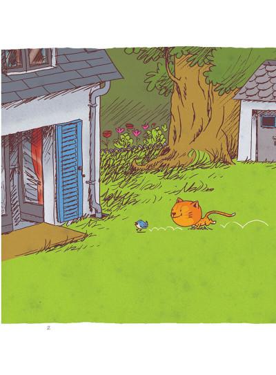 Page 1 Paloma - et si on goûtait dans le jardin ?