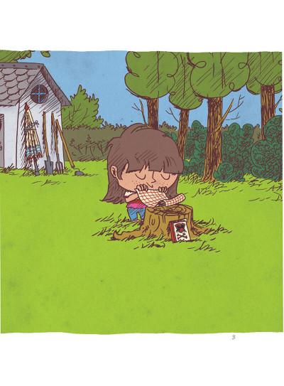 Page 2 Paloma - et si on goûtait dans le jardin ?
