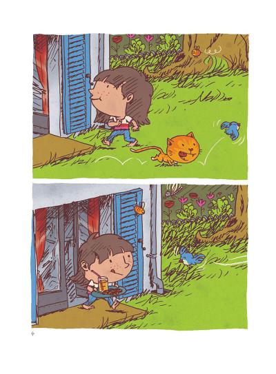 Page 3 Paloma - et si on goûtait dans le jardin ?