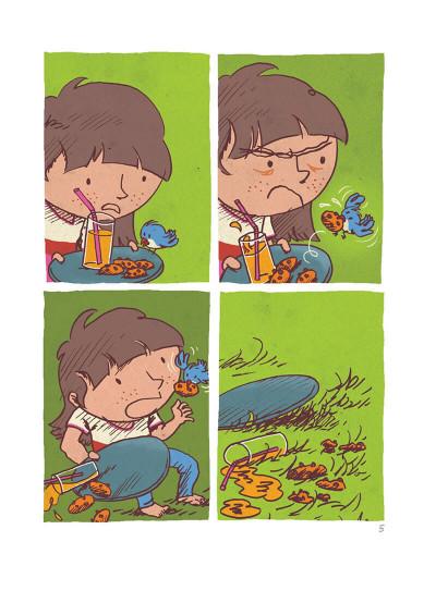 Page 4 Paloma - et si on goûtait dans le jardin ?