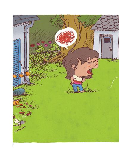 Page 5 Paloma - et si on goûtait dans le jardin ?