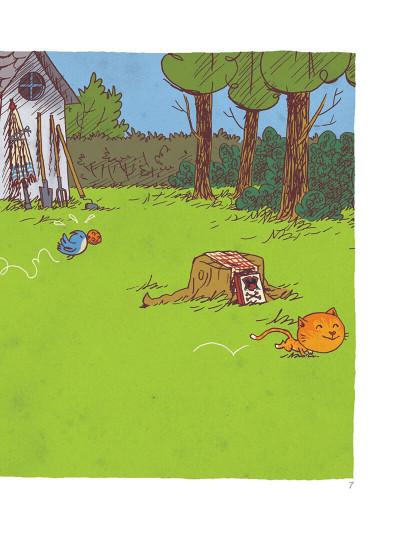 Page 6 Paloma - et si on goûtait dans le jardin ?