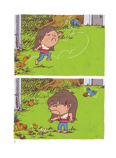 Page 7 Paloma - et si on goûtait dans le jardin ?