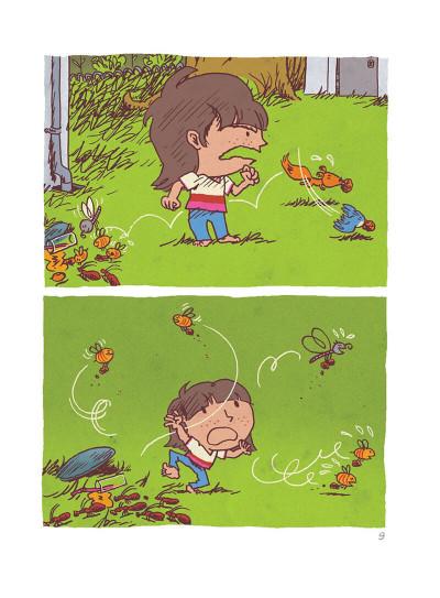 Page 8 Paloma - et si on goûtait dans le jardin ?