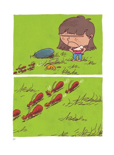 Page 9 Paloma - et si on goûtait dans le jardin ?