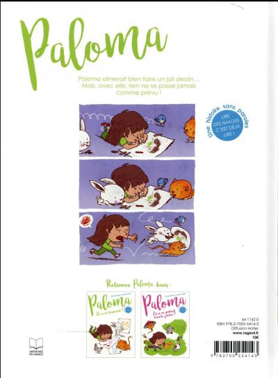 Dos Paloma - et si on dessinait