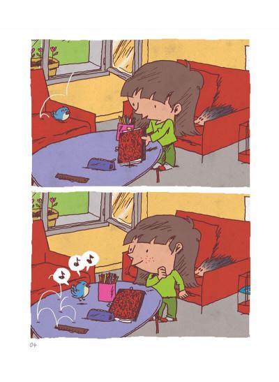 Page 3 Paloma - et si on dessinait