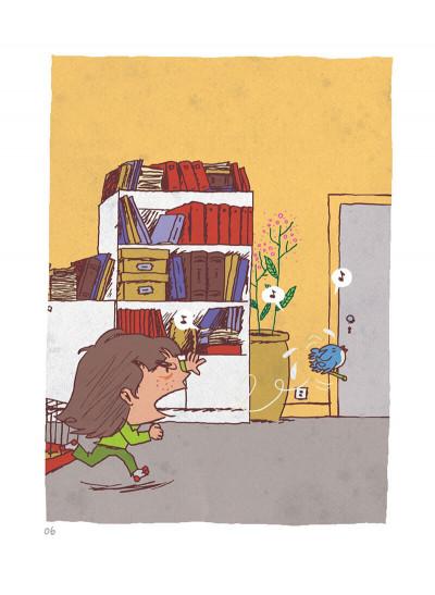 Page 5 Paloma - et si on dessinait