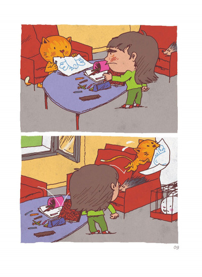 Page 8 Paloma - et si on dessinait