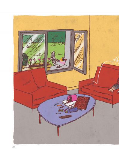 Page 9 Paloma - et si on dessinait