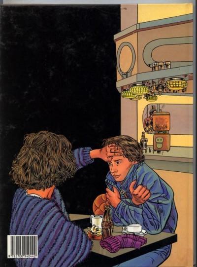 Dos Tendre banlieue tome 3 - La briqueterie (éd. 1986)