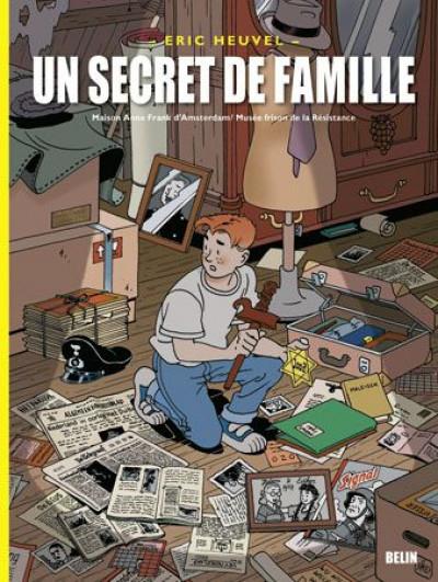 Couverture un secret de famille