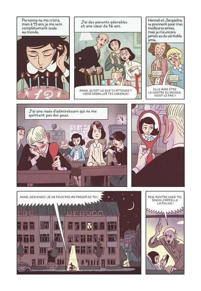 Le journal d'Anne Frank - roman graphique de Anne Frank, Ari Folman, David  Polonsky - BDfugue.com