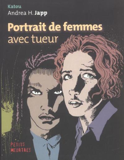 Couverture portrait de femmes avec tueur