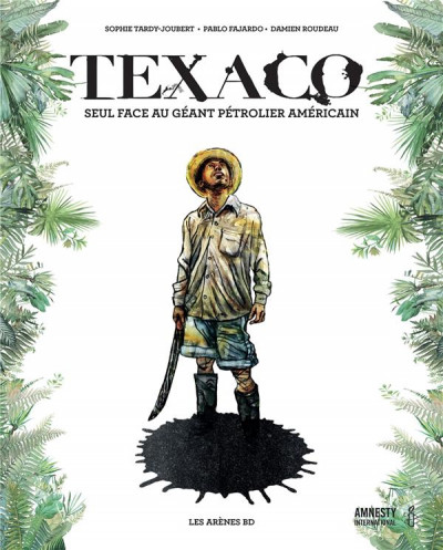 Couverture Texaco