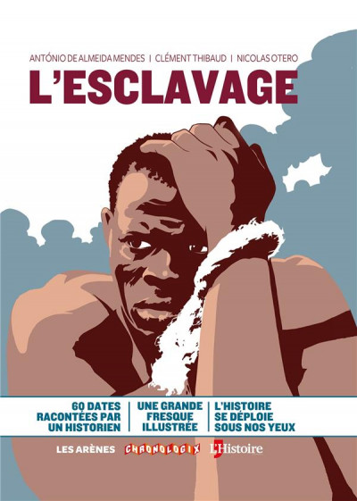 Couverture Chronologix - Esclavage