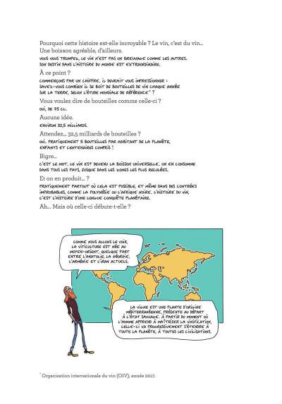 Page 5 L'incroyable histoire du vin